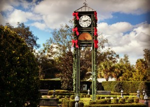 City of Longwood Clock
