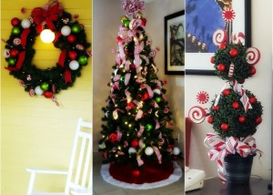 Give Kids the World Christmas Decor