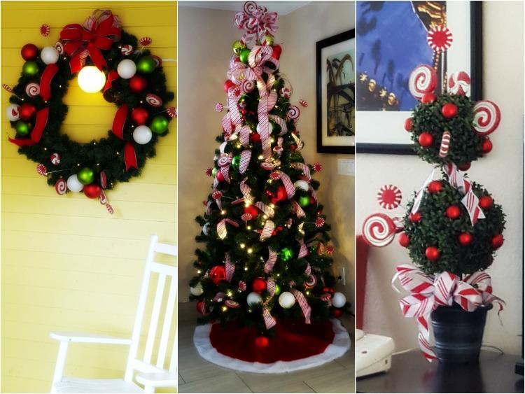 Give Kids the World Christmas Decor